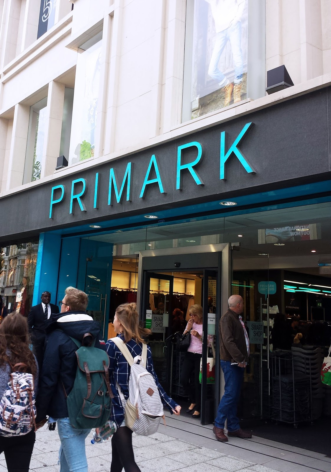 Cardiff Primark Store
