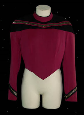 TNG season 2 admiral uniform - lower front