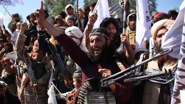 Kuasai Afghanistan, Dari Mana Sumber Pemasukan dan Seberapa Kaya Taliban?
