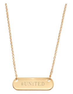 United States Women's Olympic Field Hockey Team in Stella & Dot Engravable Necklaces