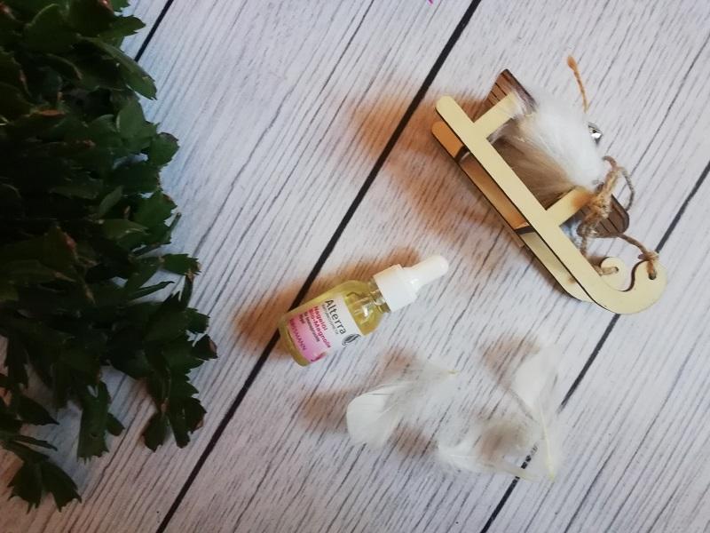 Alterra Olejek do paznokci Magnolia