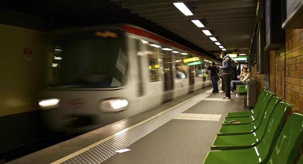 Lyon : Un jeune homme tué à coups de couteau et de tesson de bouteille dans le métro