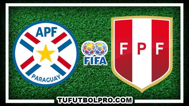 Ver Paraguay vs Perú EN VIVO Por Internet Hoy 10 de Noviembre 2016