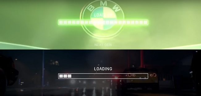 Need for Speed 2021 Loading Comparison