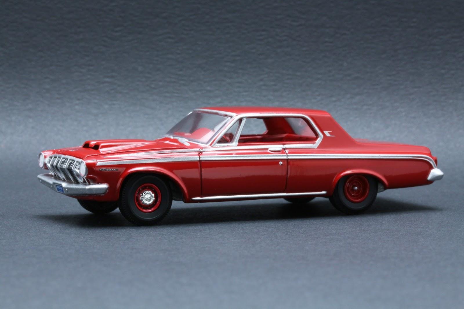 Diecast Hobbist: 1963 Dodge Polara Max Wedge 426