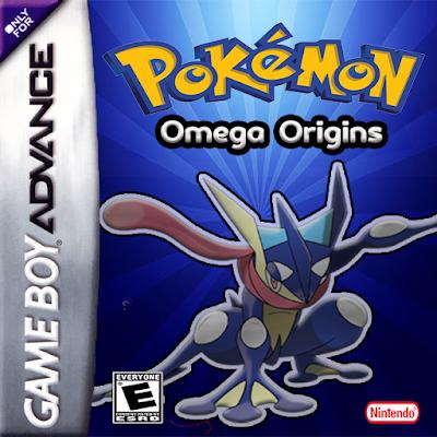 Pokemon Omega Origins GBA ROM Download