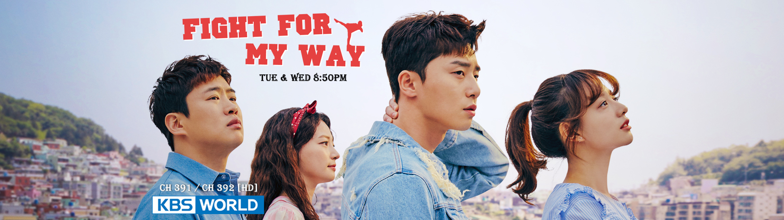 Fight for my way - Resenha