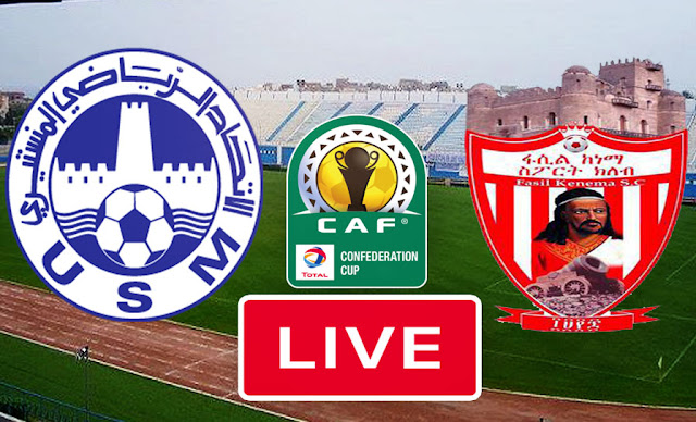 Live Streaming Match CAF Union Sportive Monastirienne vs Fasil Kenema Fc