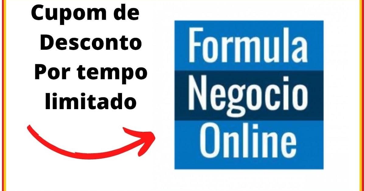 curso formula negócio online funciona