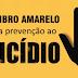 Setembro Amarelo tem foco em prevenção do suicídio entre os jovens