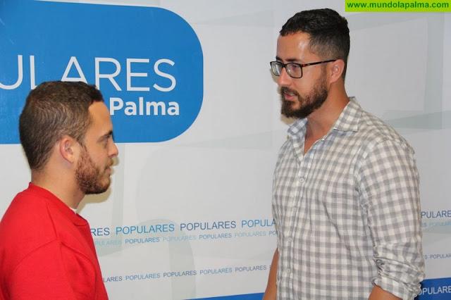 El PP de S/C de La Palma busca el compromiso con los jóvenes