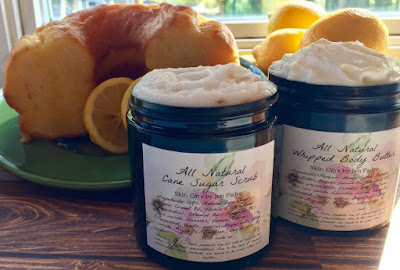 all natural sugar scrub