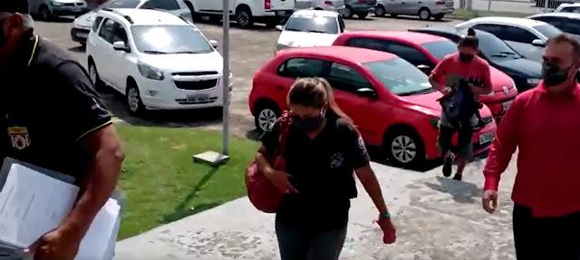 Durante bebedeira, filha atira na cabeça da própria mãe, em Manaus