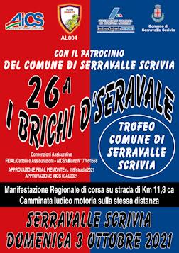 Serravalle Scrivia 3 ottobre
