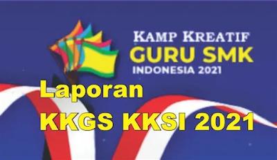 Contoh Laporan Tugas Akhir KKGS KKSI Tahun 2021