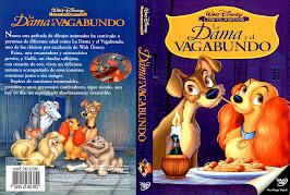 La dama y el vagabundo (1955) - Carátula