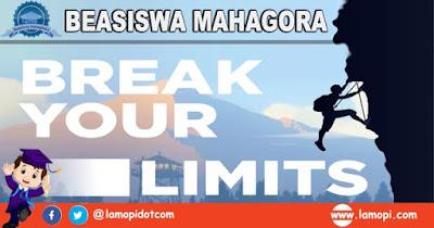 Beasiswa Mahagora