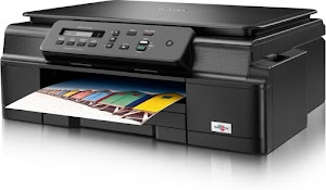 Brother dcp j105 printer installer free download