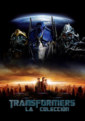 Transformers Coleccion DVD R1 NTSC Latino + CD