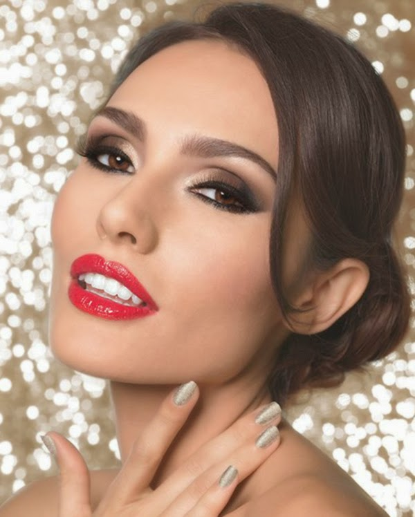 Amato Il segreto di Afrodite: Make up perfetto per occhi marroni LW78