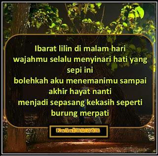 quotes romantis selamat tidur