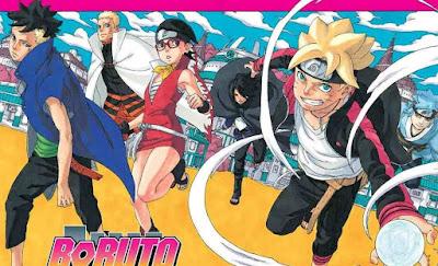 Update! Baca Manga Boruto Chapter 36 Full Sub Indo