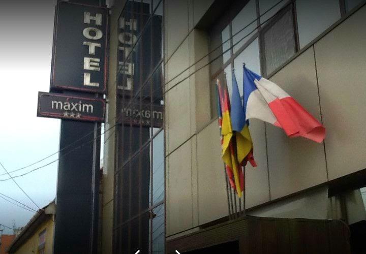 Cazare Hotel Maxim Arad