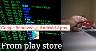 Google Removed 34 malware-contaminated applications from Play Store presently erase them from your Android telephone   34 malware application uninstal