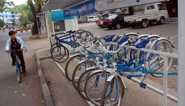 Tarif/Harga Sewa Rental Sepeda MTB, City Bike, Onthel Surabaya, Jawa Timur