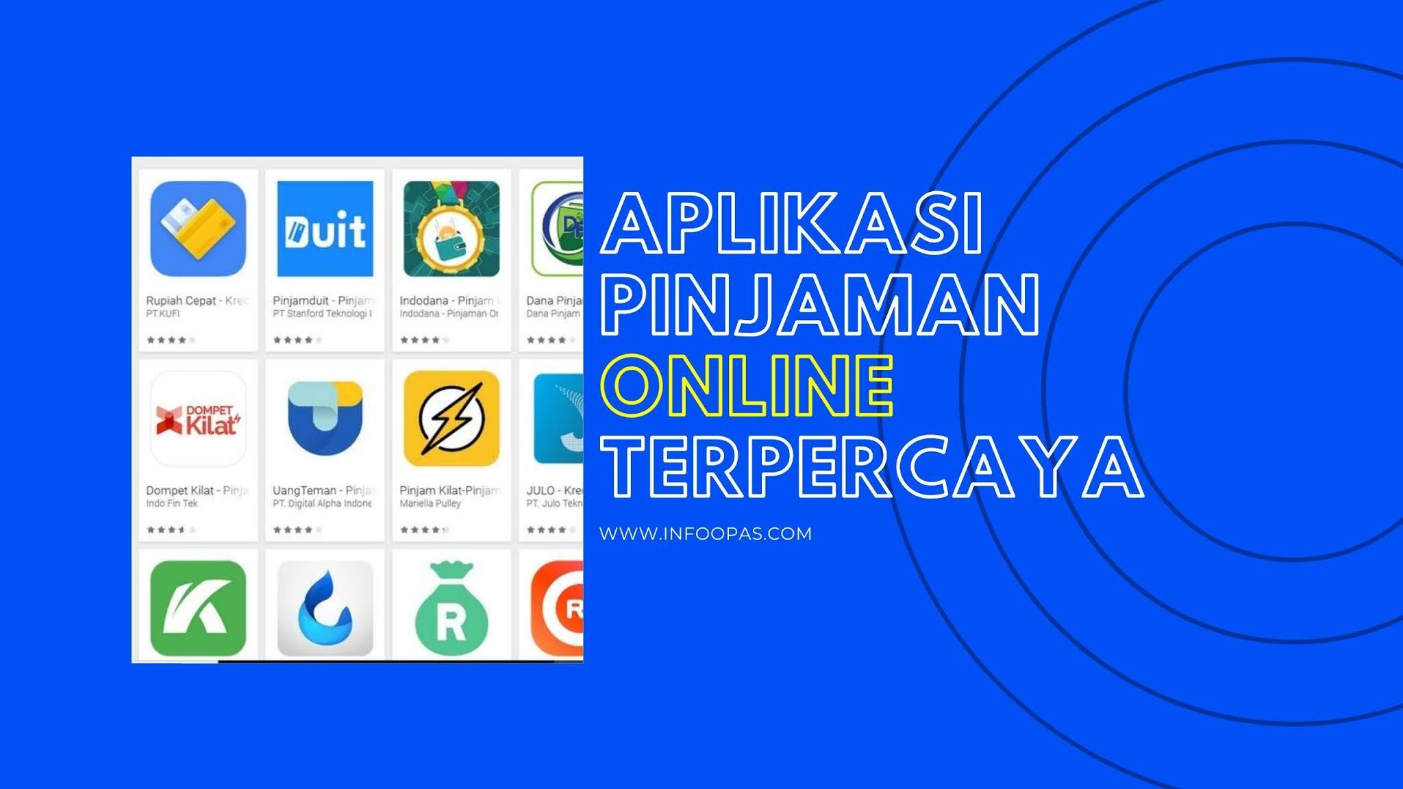 Selalu menyediakan kenyamanan dalam pelayanan pinjaman instan secara. 9 Rekomendasi Aplikasi Pinjaman Online Terpecaya Syarat Mudah Modal Ktp Infoopas Com