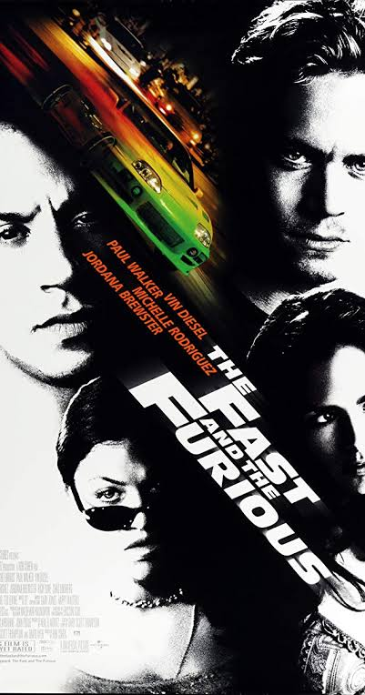 THE FAST AND FURIOUS 1 (2001) TAMIL DUBBED HD