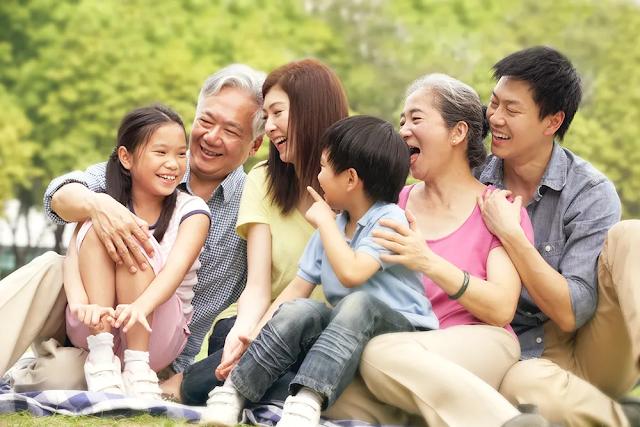 Cung Tử Tức với ý nghĩa trực tiếp là thế hệ con cái của mỗi người.
