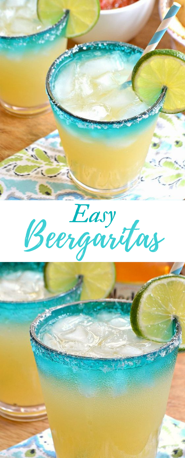 EASY BEERGARITAS #Drink #Beer