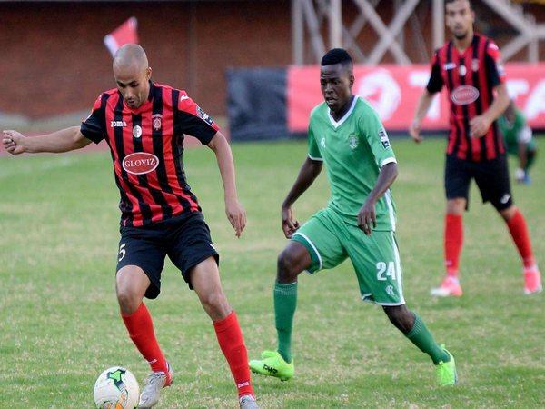 نتيجة مباراة إتحاد الجزائر وغور ماهيا بتاريخ 15-09-2019 دوري أبطال أفريقيا