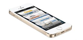 Мобильный телефон Apple iPhone 5s 32 Гб Gold