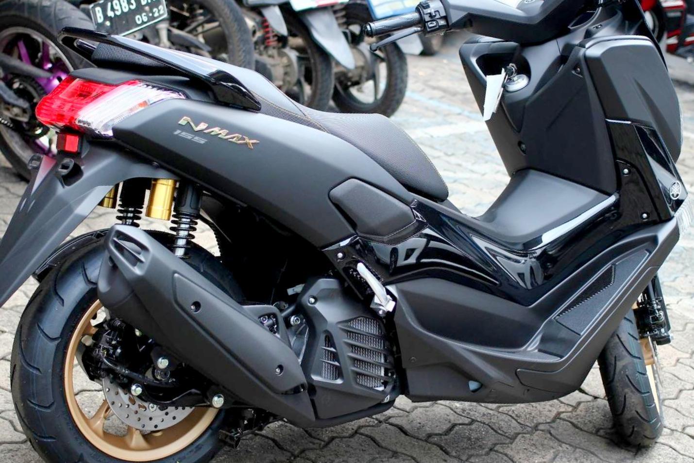 Yamaha Indonesia pastikan NMAX Baru Tidak akan hadir dalam waktu dekat ?