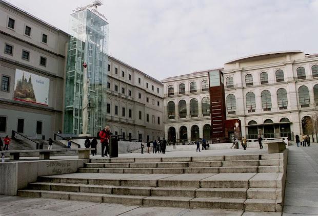 Museu Nacional Centro De Arte Reina Sofia Em Madri Dicas