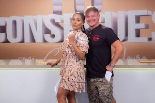 Carmen Mouro e Drico Mello – foto: divulgação