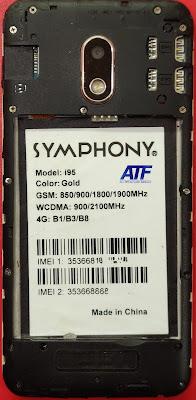 SYMPHONY i95 CUSTOMER CARE FLASH FILE