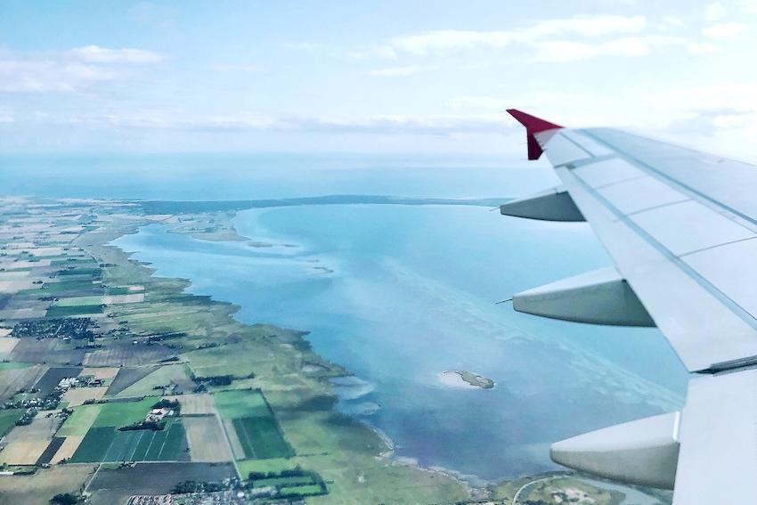 Überlebenstipps auf Langstreckenflügen