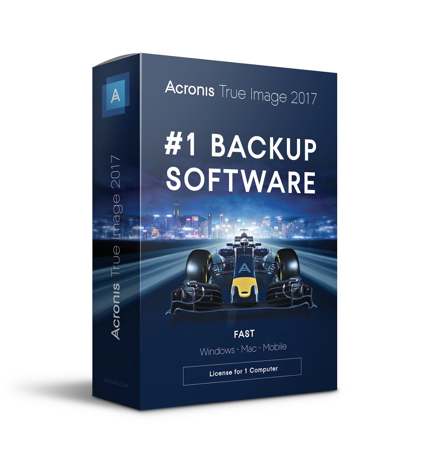 Acronis true image software activation key