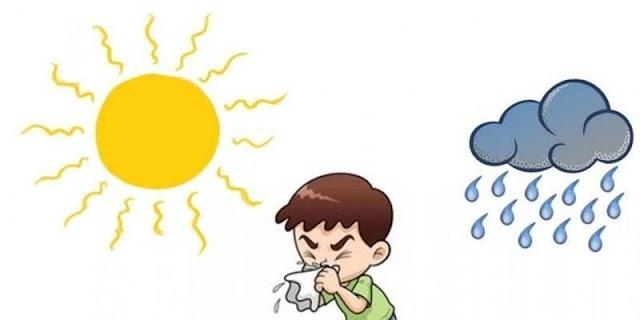 Tips Bagi Tubuh untuk Menghadapi Cuaca tak Menentu seperti Sekarang