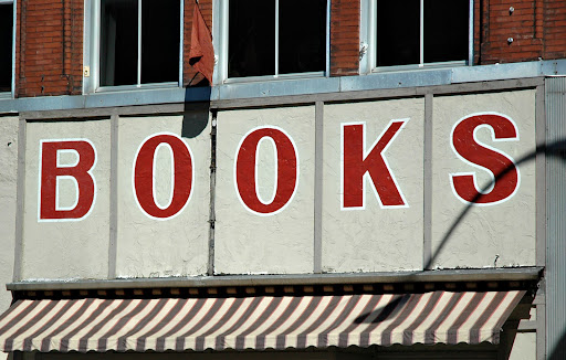 BOOKSTORE HAS LINKS TO EACH AUTHORS' BOOKS