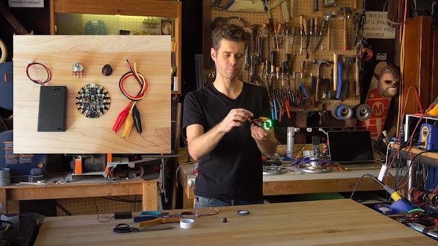 John Park's Light Paintbrush for light painting