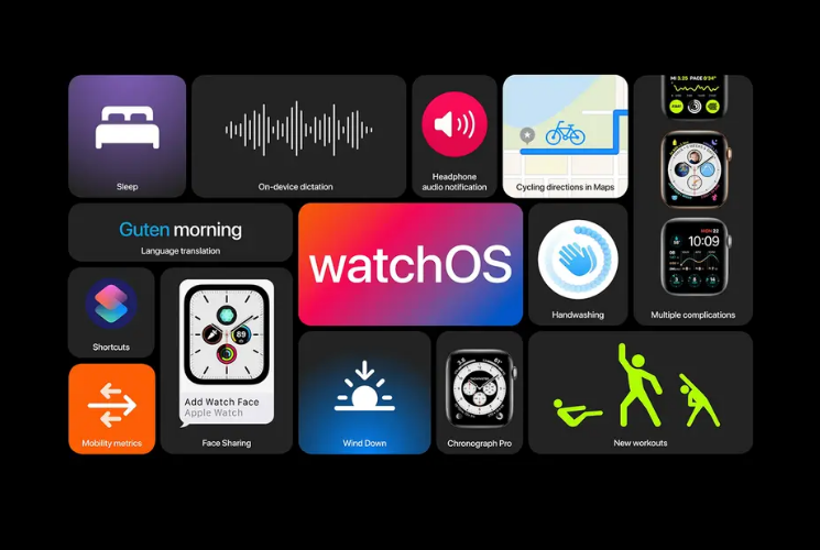 watchOS 7 is now available for the beta-testing program for developers