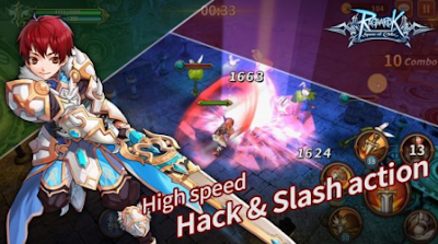 Download Ragnarok Spear Of Odin Mod Apk Android