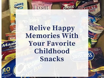 5 Quick Ways To Relive Happy Memories With Your Favorite Childhood Snacks
