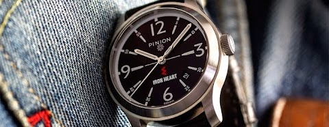 Pinion announce partnership with Iron Heart