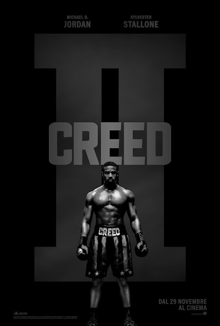Creed II Stallone