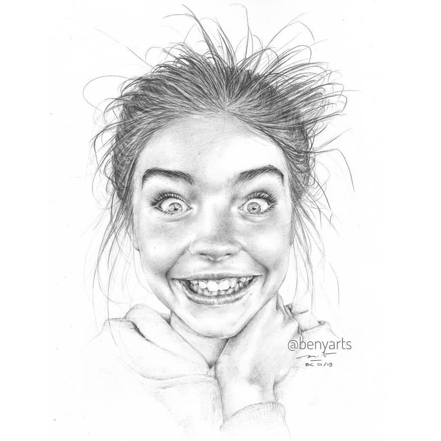 09-Exhilaration-Benyarts-Drawing-Portraits-www-designstack-co